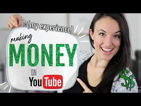 How YouTubers Get Paid | & my experience