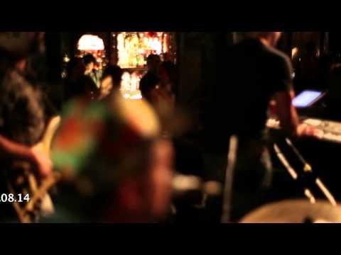 A.P.E Presents - The Shufflers LIVE At Marble Bar Sydney Hilton 28.09.14
