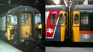 British Rail Class 309 Trains