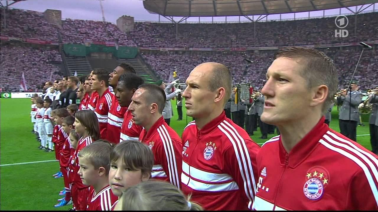 Dfb Pokal Finale Free Tv