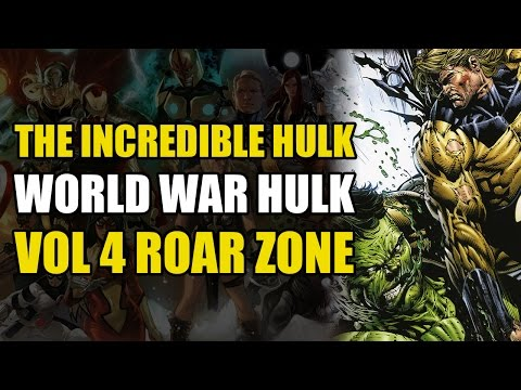 Worldbreaker Hulk vs The Sentry! (World War Hulk Vol 4: Conclusion)