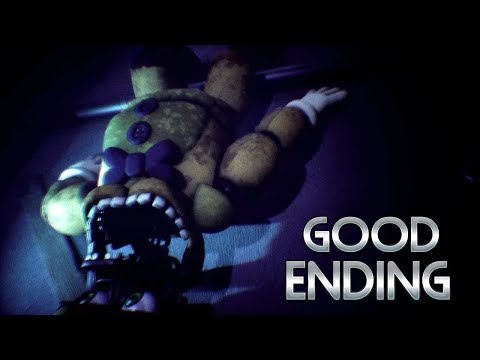 Final Nights 4 GOOD ENDING (SECRET)