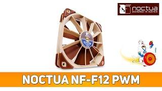 обзор кулера Noctua NF-F12 PWM