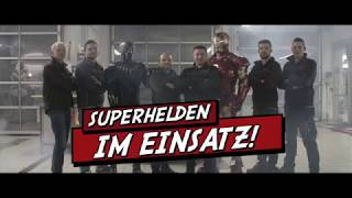 Auto Esthofer Team - Superhelden im Einsatz