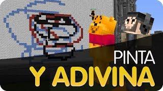 Minecraft - ¡Pinta y Adivina! Chest Edition