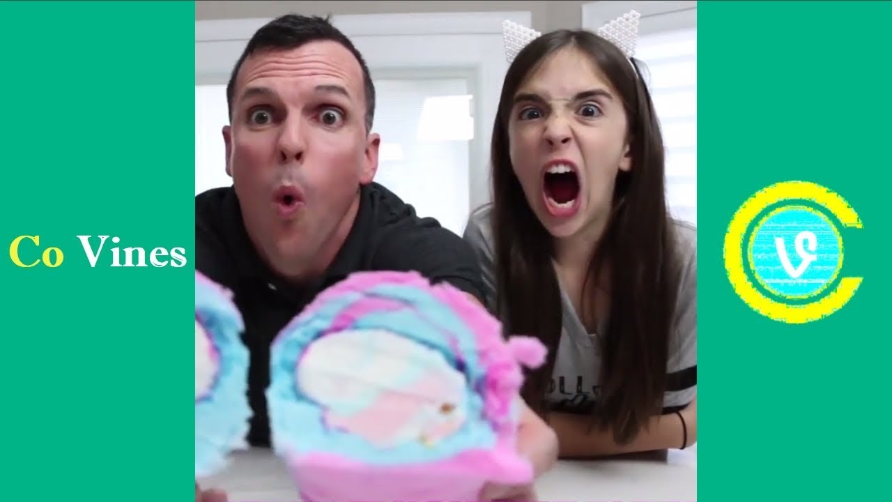 Try Not to Laugh or Grin While Watching Eh Bee Family Facebook & Instagram Videos (Part 4)