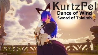 KurtzPel EU alpha Test - Bellatos Lancer Boss Fight - Dance of Wind and  Sword Talaimh Gameplay by RedChain MMO Gaming