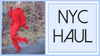 NYC Family Trip & HAUL