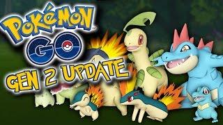 Pokemon GO - Gen 2 - Lets Play - Part 1