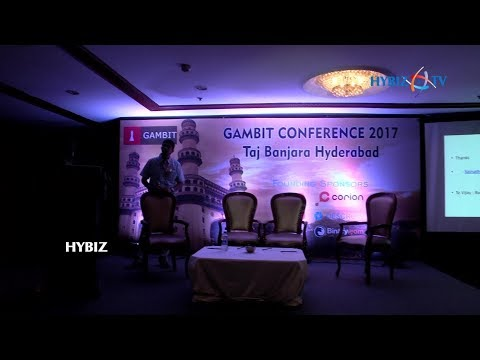 GAMBIT 2017 The Bitcoin Conference