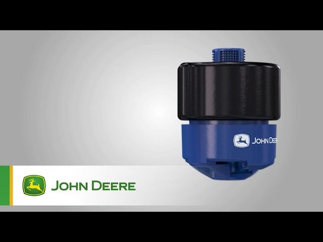 Buses de pulvérisation John Deere - GAT