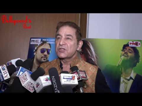 SALAAM MUMBAI - Press chat with actor Dalip Tahil