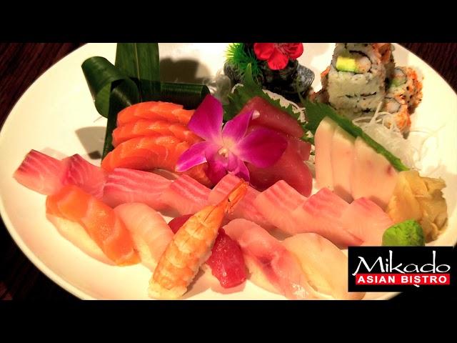 Mikadao Sushi Bar Business Profile Preview