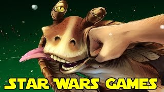 Killing Jar Jar Binks! | 3 Free Star Wars Games