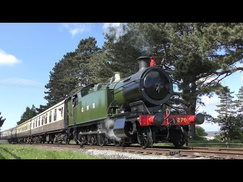 Gloucestershire Warwickshire Railway - April 23rd - 2017 - 4K