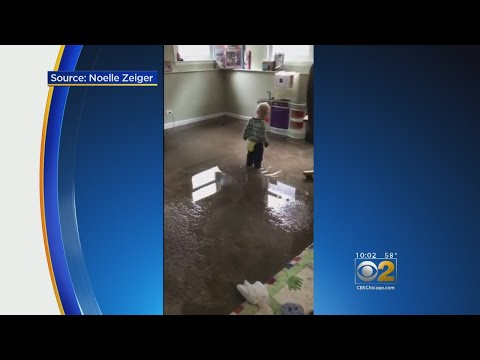 Flooding, Water Damage Reported In Glenview