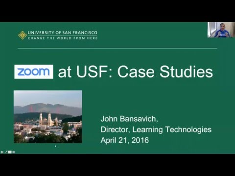 University Of San Francisco: Case Study