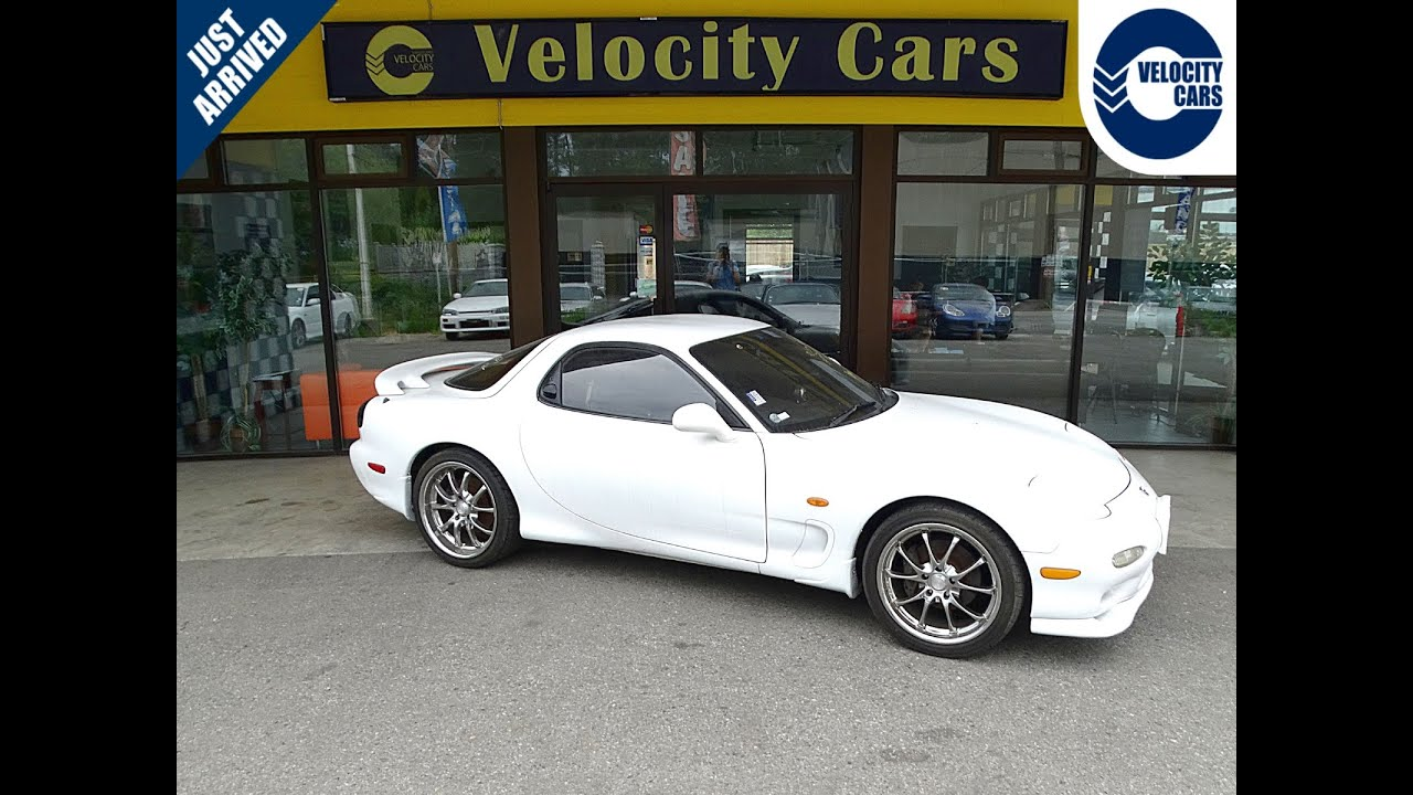 1994 Mazda RX 7 41K s Manual TWIN TURBO for sale in Vancouver BC