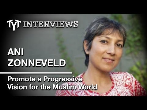 Ani Zonneveld: A Moderate Muslim Speaks Out (Interview w/ Cenk Uygur)