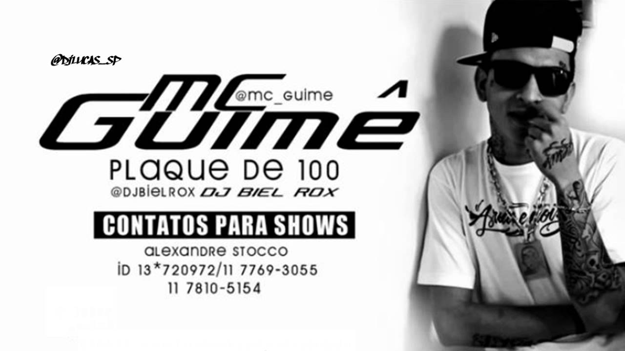 videos de mc guime plaque de 100 para