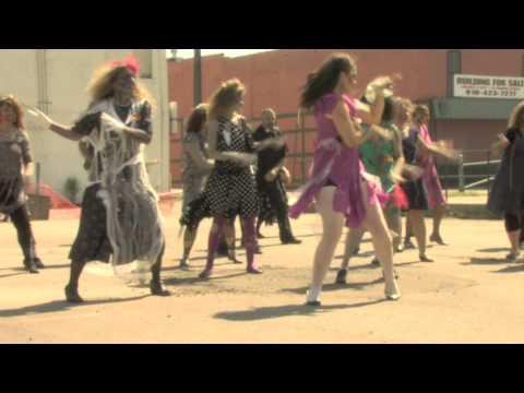 Flint Zombie Walk Presents Michael Jackson's Thriller