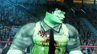 Freddy vs Jason vs Michael vs Leatherface vs Joker vs Zombie - Elimination Chamber Part 1