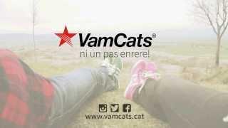 Junts fem camí. Espot Viral VamCats.