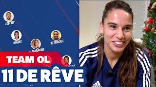 Le 11 de rêve d'Amel Majri | Olympique Lyonnais