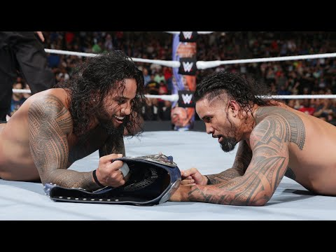 The Usos biggest wins: WWE Playlist