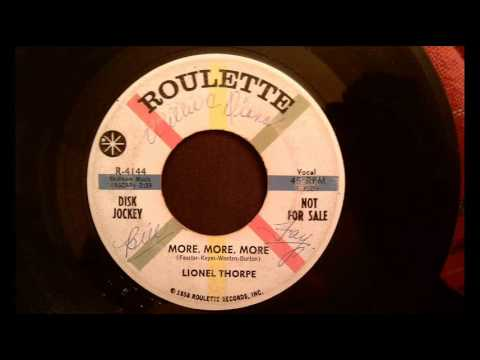 Lionel Thorpe - More, More, More - Smooth Late 50'...