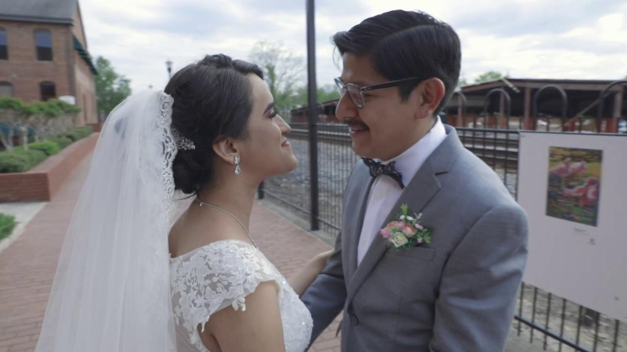 Sandra and Pedro