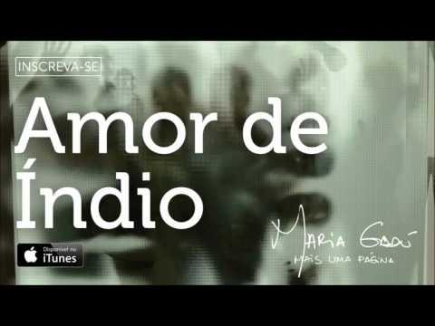 """Maria Gadú - """"Amor de Índio"""" - Mais Uma Página [Áudio Oficial]"""