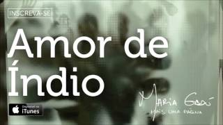 """Maria Gadú - """"Amor de Índio"""" - Mais Uma Página [Áudio Oficial] thumbnail"""
