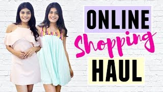 Online Shopping Haul | SheIn, Romwe, Sigma Beauty