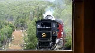2012 - Mt Washington Cog Railway