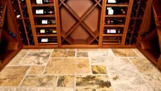 Custom Wine Cellars By Joseph & Curtis