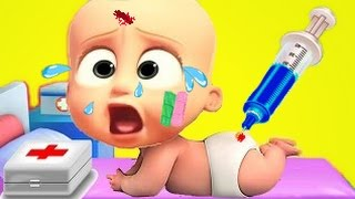 Baby Boss Care Fun - Gameplay Android & iphone | Naughty Baby Funny Video For Kids