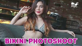 Model Sexy Indonesia | Bikini Photoshoot | Foto Kita Plus
