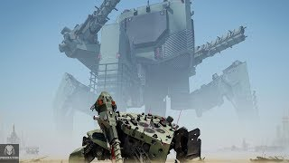 The Legend Of The Bastion Robot | What Happened To It? | War Robots