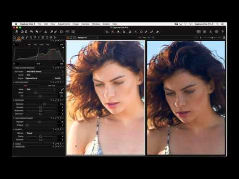 Capture One Pro 9 Webinar | More Control with Color and Exposure