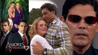 Resumen: ¡Salsero manda a asesinar a Victoria! | Amores verdaderos - Televisa