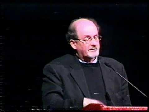 """Step Across This Line: An Evening With Salman Rushdie,"" Salman Rushdie, 2005-2006"