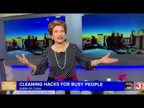 BEST Cleaning HACKS for you! - Queen Of Clean on YouTube