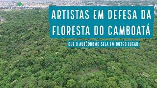 Todos em defesa da Floresta do Camboatá