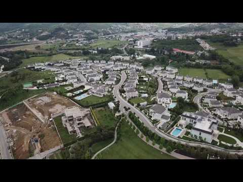Rolling Hills Albania drone video