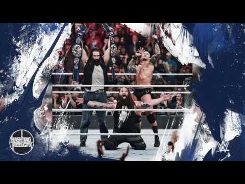 "2016: The Wyatt Family 4th & New WWE Theme Song - ""Voices/Live In Fear"" (Mix) ᴴᴰ"