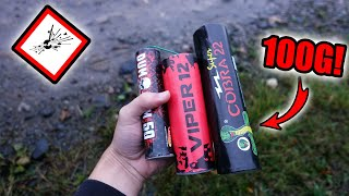 3 MEGA POLENBÖLLER im Vergleich | DUM BUM 50 vs Viper 12 vs Super Cobra 22