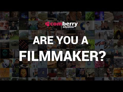 Are you a filmmaker? This is your next job!