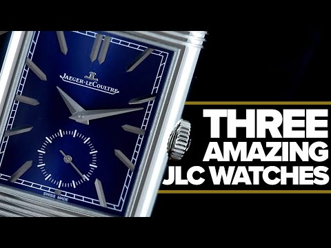 The Perfect Dress Watch: Reviewing 3 Reverso Models And A Look Into The History Of Its Design