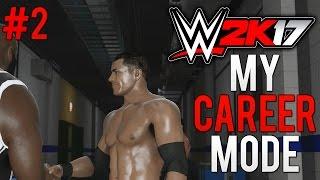 "WWE 2K17 My Career Mode - Ep. 2 - ""TAG TEAM ACTION!!"" [WWE 2K17 MyCareer Part 2]"